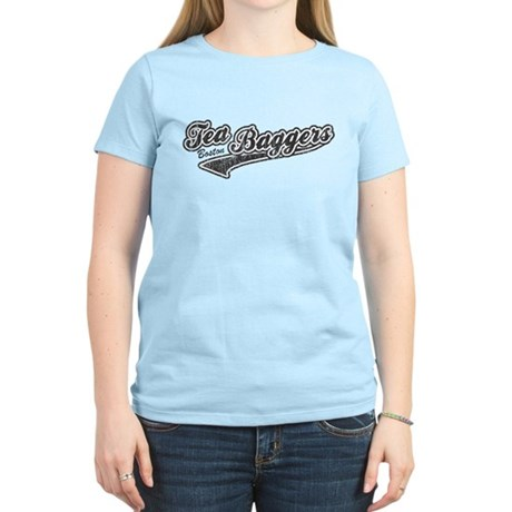 Boston Tea-Baggers Womens Light T-Shirt
