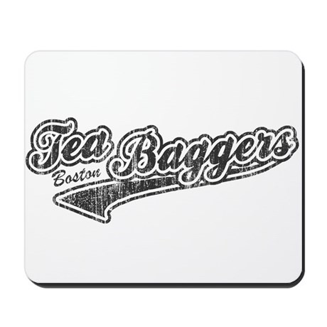 Boston Tea-Baggers Mousepad