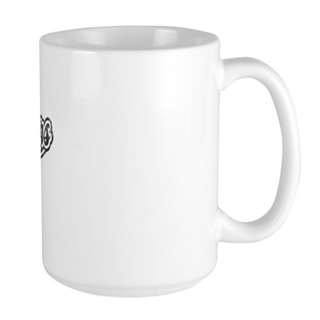 Boston Tea-Baggers Large Mug