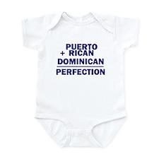 Dominican + Puerto Rican Infant Bodysuit