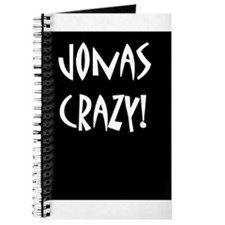 "BACK TO SCHOOL ""JONAS CRAZY"" Journal!"