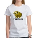 Potato Head with Toes Women's T-Shirt