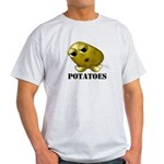 Potato Head with Toes Light T-Shirt