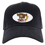 Terrible Twos - Times 2! Black Cap
