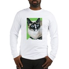 Unique Snowshoe cat Long Sleeve T-Shirt