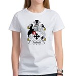 Peshall Family Crest Women's T-Shirt