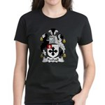 Peshall Family Crest Women's Dark T-Shirt