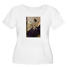 Mom's Bull Mastiff T-Shirt