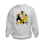 Pembroke Family Crest Kids Sweatshirt