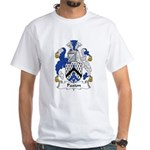 Paxton Family Crest White T-Shirt