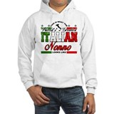 World's Greatest Italian Nonno Jumper Hoody