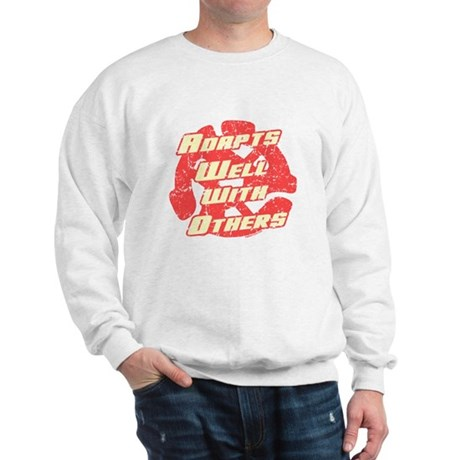 Adapts Well Sweatshirt