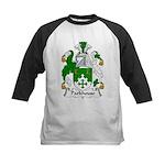Parkhouse Family Crest Kids Baseball Jersey