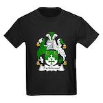 Parkhouse Family Crest Kids Dark T-Shirt