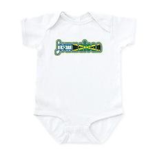 JewMaican Infant Bodysuit
