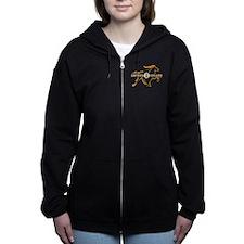 color_logo.png Women's Zip Hoodie