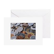Coins/CPA Card