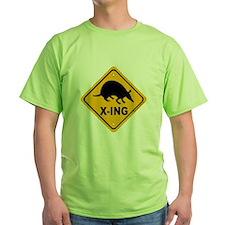 Armadillo X-ing T-Shirt