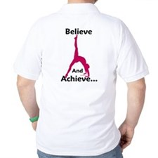 Gymnastics Shirt - Believe