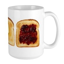 3 Toasts Coffee Mug