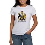 Nottingham Family Crest Women's T-Shirt