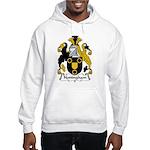 Nottingham Family Crest Hooded Sweatshirt