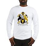 Nottingham Family Crest Long Sleeve T-Shirt