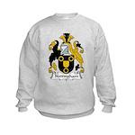 Nottingham Family Crest Kids Sweatshirt