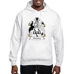 Nicholas Family Crest Hooded Sweatshirt