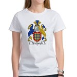 Newburgh Family Crest Women's T-Shirt