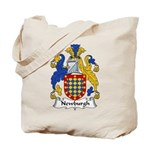 Newburgh Family Crest Tote Bag