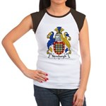 Newburgh Family Crest Women's Cap Sleeve T-Shirt