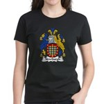 Newburgh Family Crest Women's Dark T-Shirt