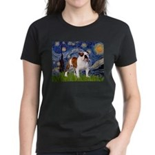 Starry Night English Bulldog Tee