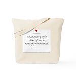 Lesson #29 Tote Bag