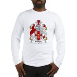 Moyes Family Crest Long Sleeve T-Shirt