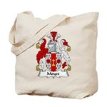 Moyes Family Crest Tote Bag