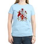 Moyes Family Crest Women's Light T-Shirt