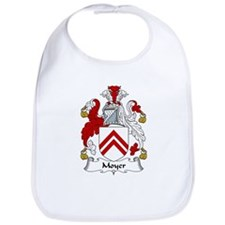 Moyer Family Crest Bib