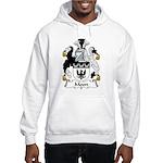 Moon Family Crest Hooded Sweatshirt
