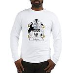 Moon Family Crest Long Sleeve T-Shirt