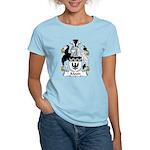 Moon Family Crest Women's Light T-Shirt