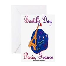 Bastille Day! Greeting Card