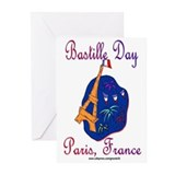 Bastille Day! Greeting Cards (Pk of 20)