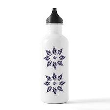 Retro Tuna Dual Star B Water Bottle