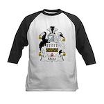 Mogg Family Crest  Kids Baseball Jersey