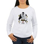 Mogg Family Crest  Women's Long Sleeve T-Shirt