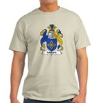 Millard Family Crest Light T-Shirt