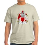 Milford Family Crest Light T-Shirt