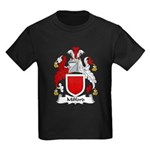 Milford Family Crest Kids Dark T-Shirt